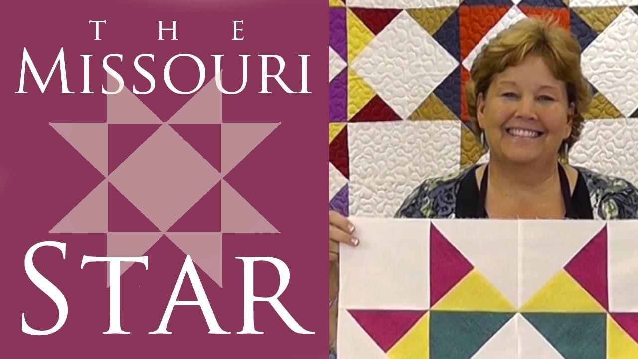 The Missouri Star Quilt Block Quilt — Quilting Tutorials : missouri star quilt company forum - Adamdwight.com