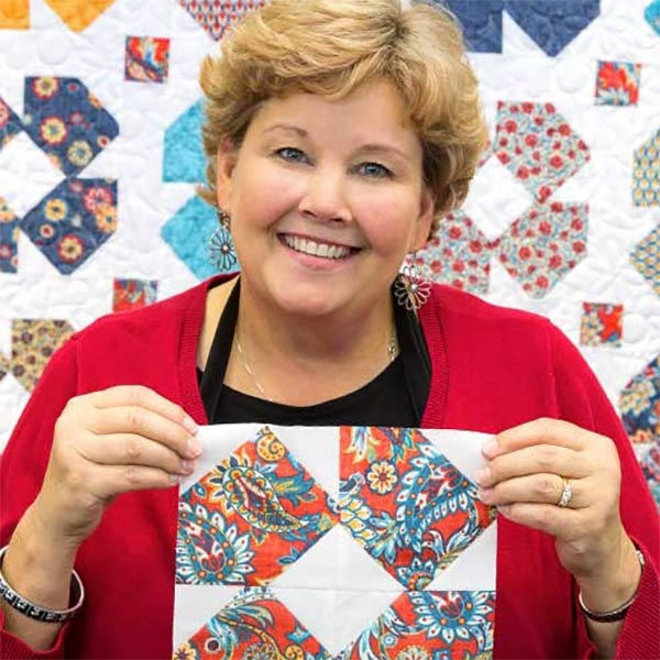 Dizzy Daisy Quilt Quilting Tutorials Simple Quilt Patterns With 5 Inch Squares