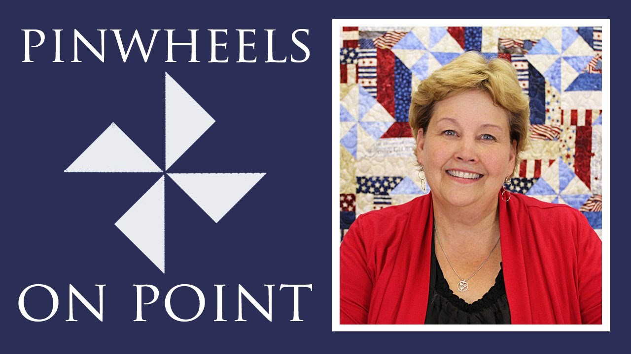 Pinwheels On Point With Fence Rail Quilt Quilting Tutorials