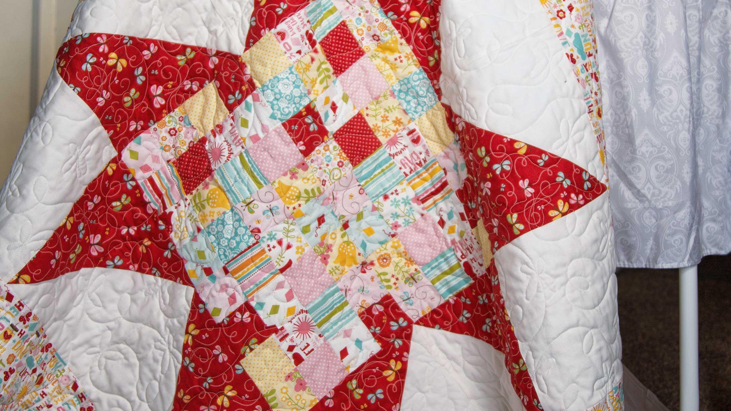 Baby Block Quilt Patterns