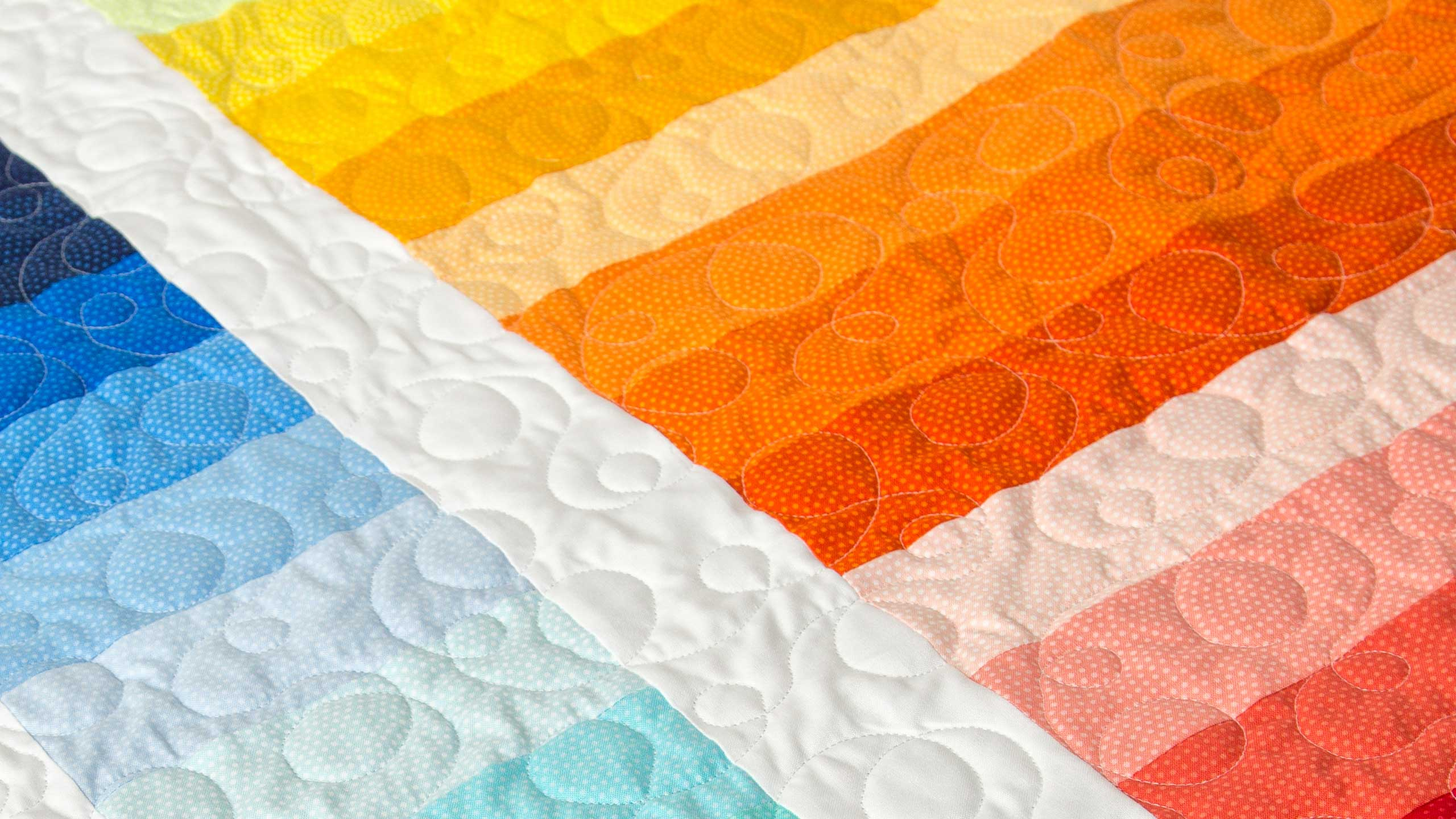 Make A Stack And Flip Quilt With Jenny Quilting Tutorials