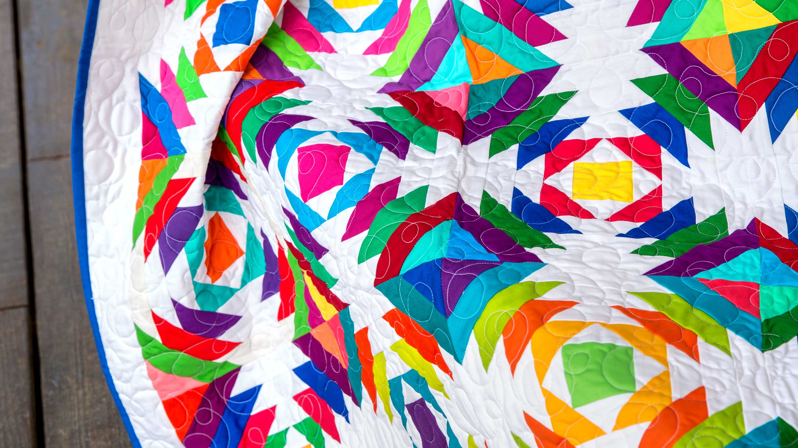 Make A Pineapple Quilt With Jenny Quilting Tutorials