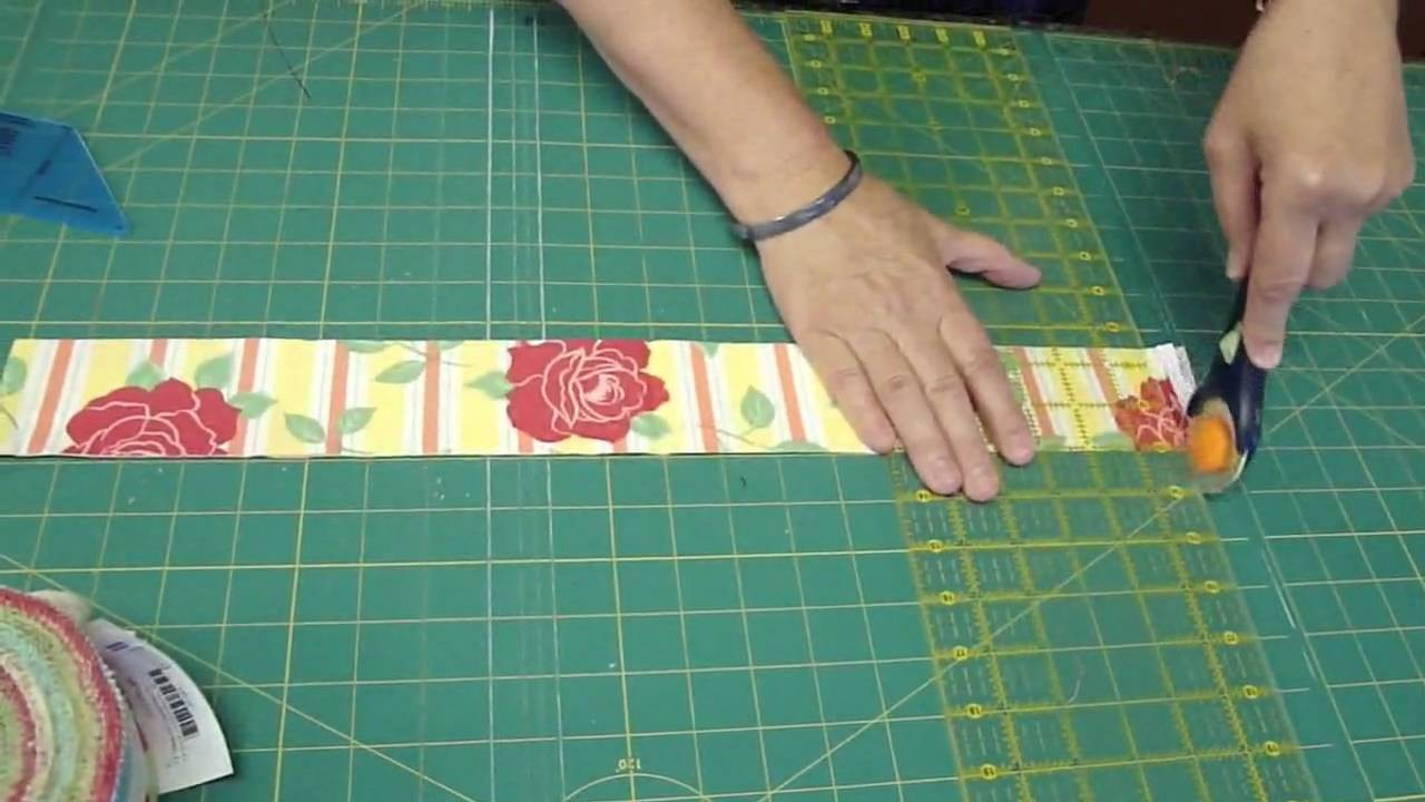 Friendship Braid Quilt Using The Binding Tool Quilting Tutorials