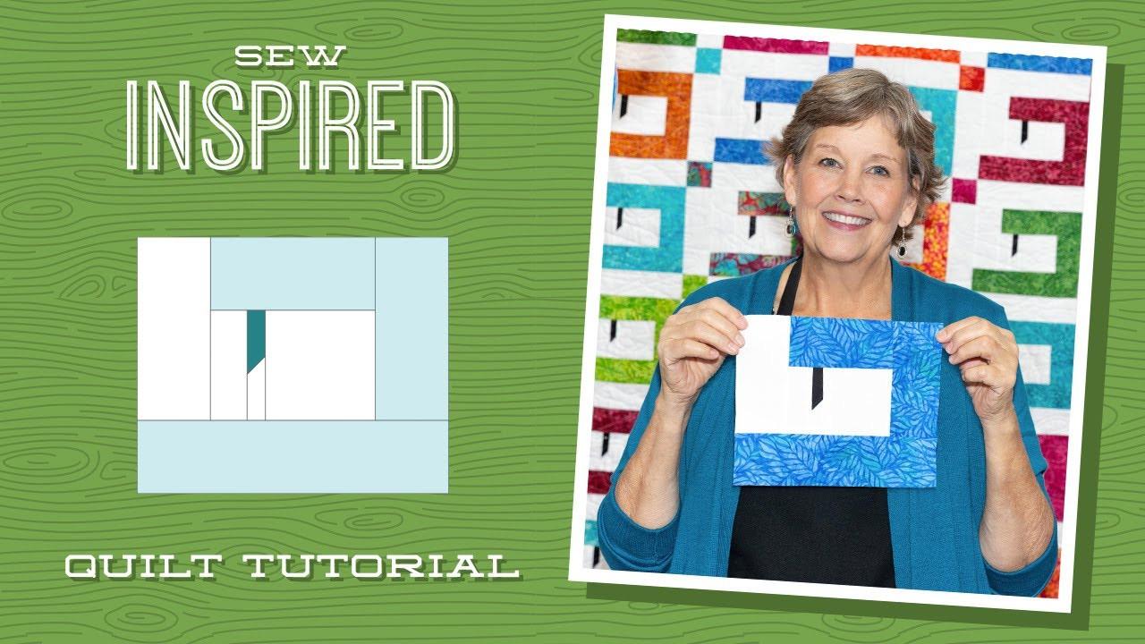 Sewing Machine Quilt Pattern