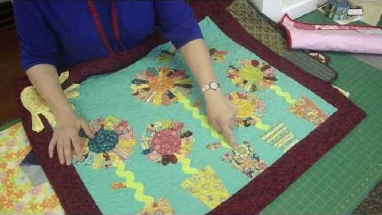 Quilting patchwork appliqué a world guide